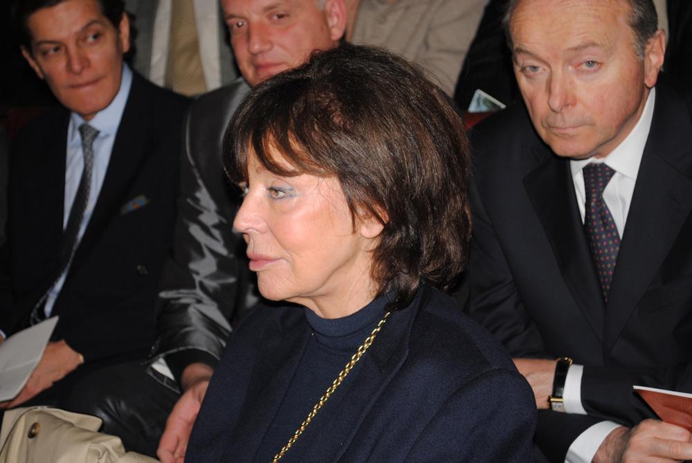 Lise et Jacques Toubon