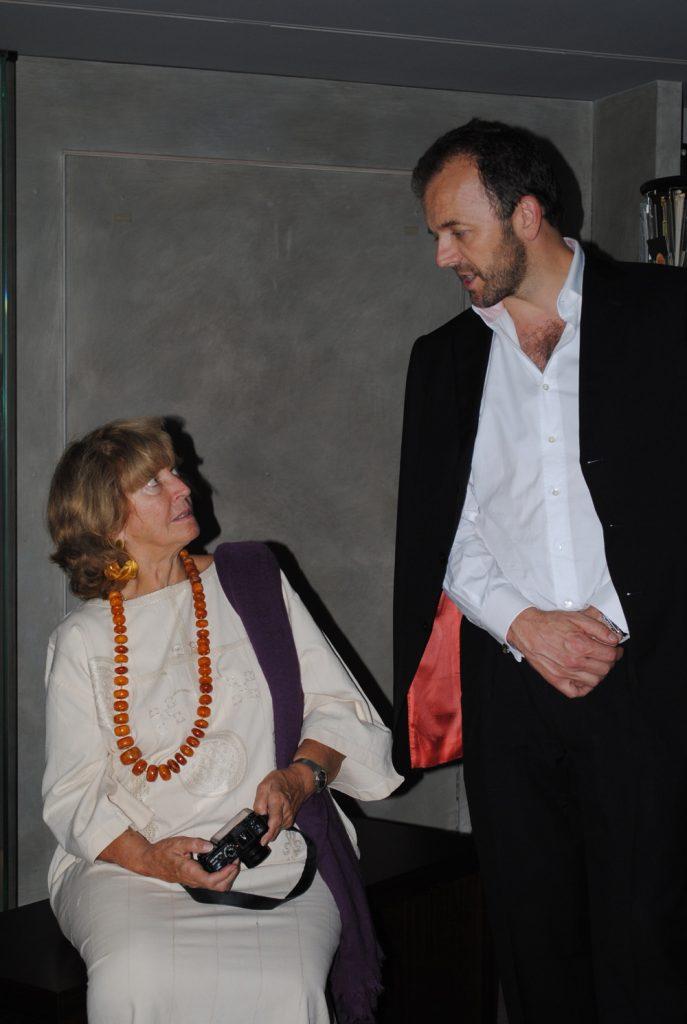 Monique et Thierry Barbier-Mueller. Photo Luis Lourenço.