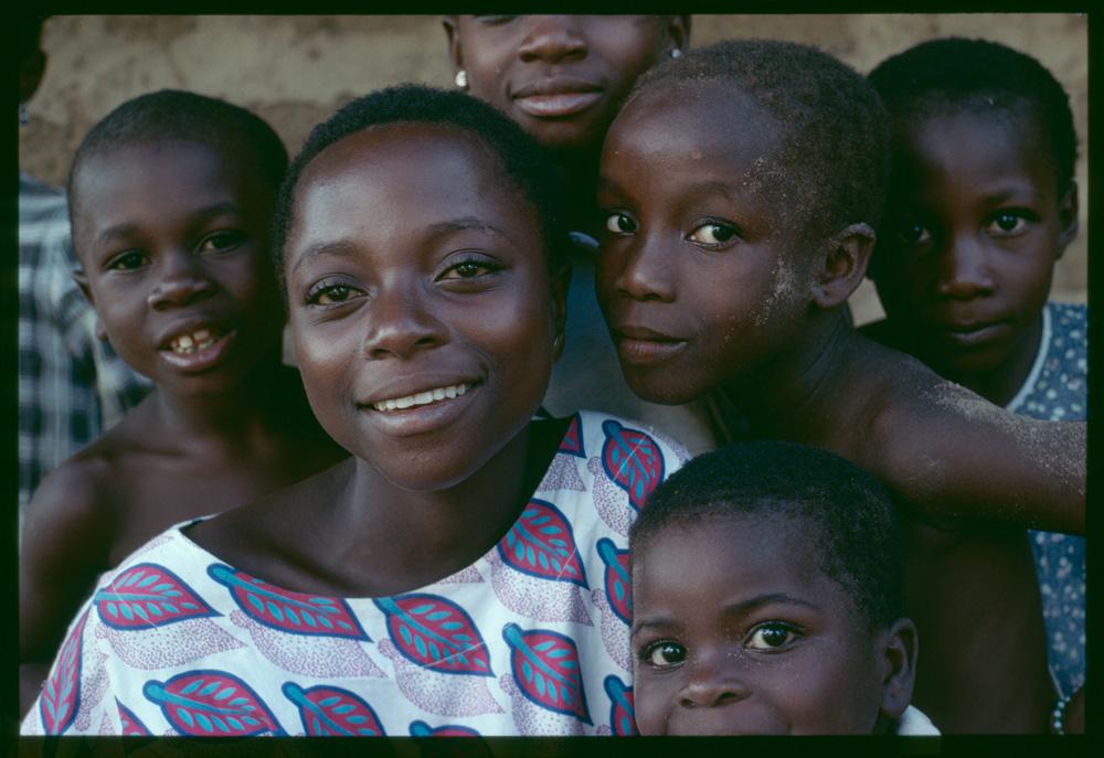 Jeunes kouya. Photo Denis Ramseyer.