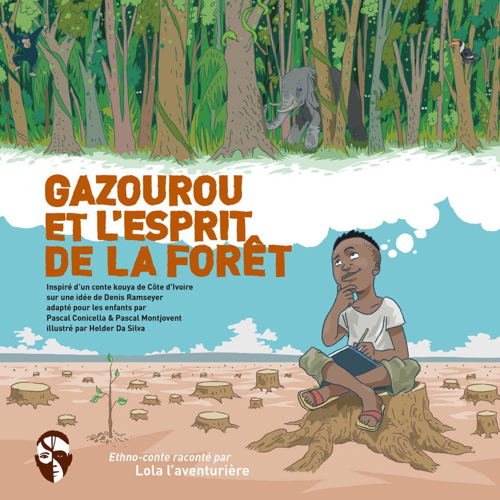 GAZOUROU storyboard